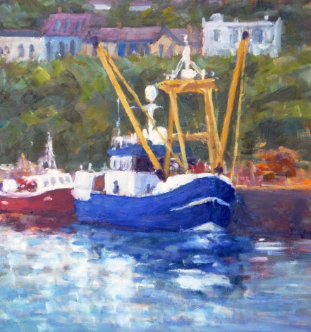 5, Tom Scott Howth Trawlers